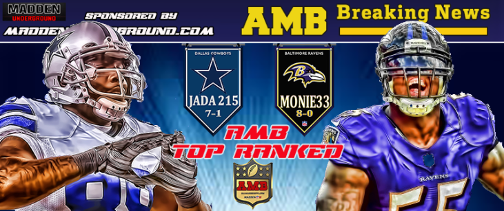 AMB BREAKING NEWS - RAVENS COWBOYS