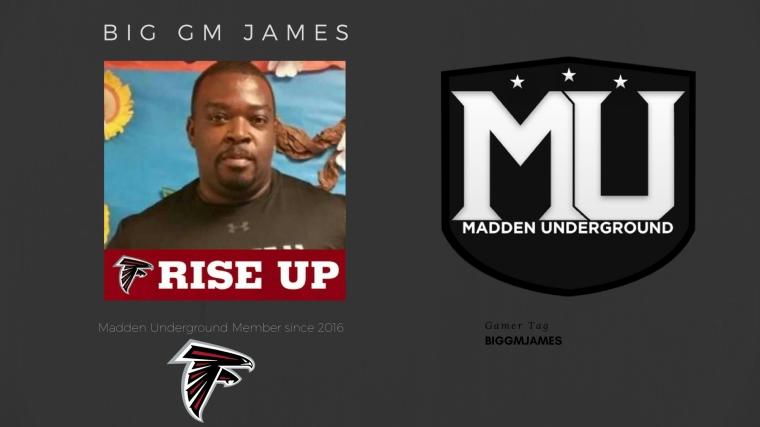 big game james banner