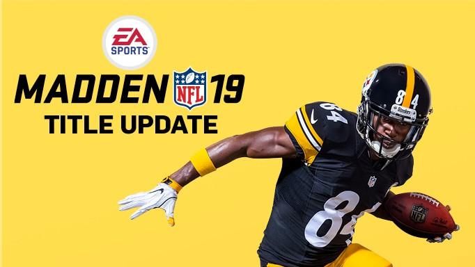 September Madden NFL 19 Title Update – Madden Underground